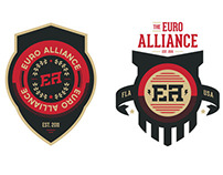 The Euro Alliance Car Club Logo