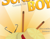 Sunshine Boys Play Poster