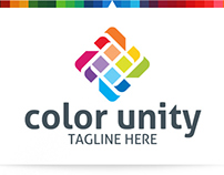Color Unity V.5   Logo Template