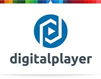 Digital Player V.3   Logo Template