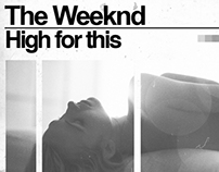 The Weeknd - High For This Artwork