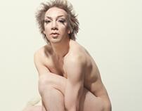 GenderBlender Exhibition Campaign Image
