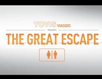Yovis Viaggio. The great escape.