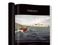 Ad Design - Torrance Yachts - Boat International
