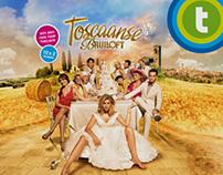 Transavia & Toscaanse Bruiloft
