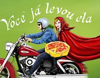 Campanha Institucional - Castelo da Pizza