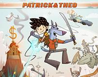 Patrick & Theo