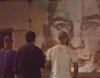 TEDx Aveiro 2013 : Vhils Intervention