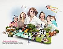 Comfama Parques Día de Madres - cockchester+partners