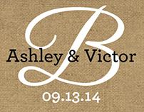Ashley and Victor Wedding