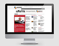 AGERPRES - Web Design