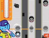 Wrigleys - Bin Beats - Game