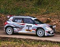 Saarland-Pfalz Rallye 2014