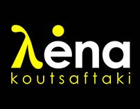 BRANDING - Lena's Logo concept