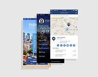 ParkTag Social Parking App