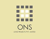 Brand Identity for ONS Land Projects Ltd.