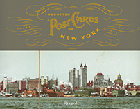 Forgotten postcards of New York
