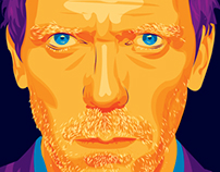 Hugh Laurie - Dr. House