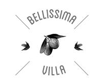 Bellissima Villa - Logo