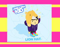 Unicorn Kid: Lion Hat Video