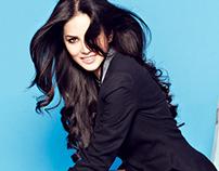 Sunny Leone for Mandate Cover Apr 2014