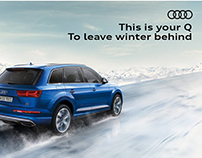 Audi | This is your Q | Social Media Campaign