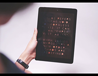 IdN iPad: Chaotic Order