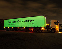VW Trucks / Volksnet Glowing Cargo