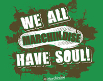 MarchinDise: Designed by Marchers for Marchers