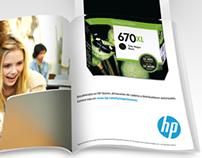 Campaña Cartuchos XL - HP