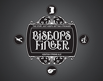Logo designs for Bishops Finger