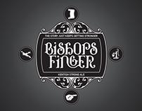 Logo designs for Bishops Finger