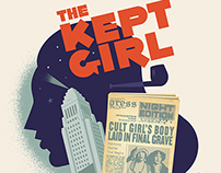 "Book cover for ""The Kept Girl."""