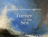 Turner & the Sea |  Exhibition promo for the NMM