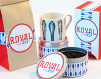 Royal Tea Packaging