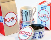 Royal Tea Packaging