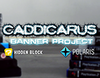 Youtube Banner Project for Caddicarus