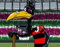 Samba Futebol Clube - Urubu