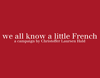 we all know a little French