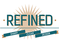 Refined: Sharp, Clean Design