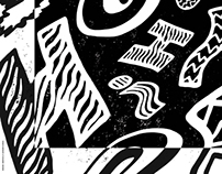 HITCHPOP ~ Poster ~ Serralves Concert
