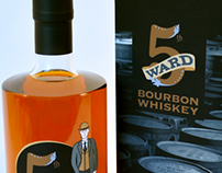 5th Ward Bourbon Whiskey