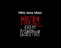 Three Days Grace Lyric Video