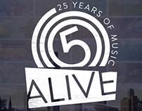 Alive@5 Concert Series