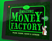 Children's Money iPad App
