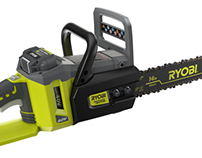 Ryobi Chainsaw Lighting