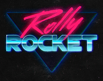Rolly Rocket - Logo Design