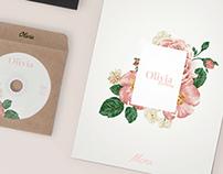 Convite | Invitation | OLIVIA