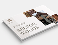 Reldor Woods Company Profile Design