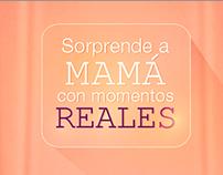 Real Plaza- Día de la madre